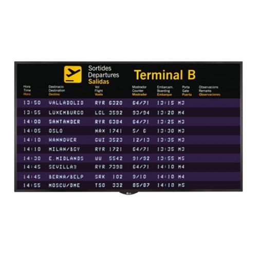 Monitor profesional LG Premium - 55SH7DB