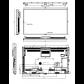 Monitor Profesional Vestel PDH Series PDH55UG02