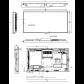 Monitor Profesional Vestel PDM Series PDM43UG02