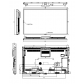 Monitor Profesional Vestel STM Series STM55UG02
