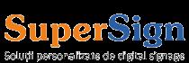 SuperSign - Soluții personalizate de afișare digitală